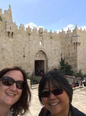 Damascus Gate with Tita